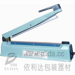 依利达:SF-300 hand pressure-sealing machine